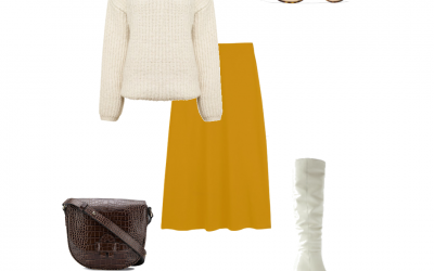 Shopping Inspiration – Yellow Skirt