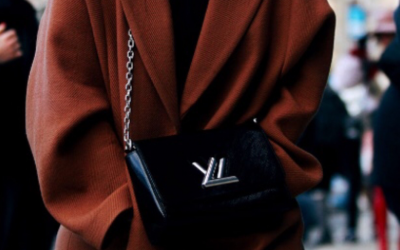 Street Inspiration – Louis Vuitton