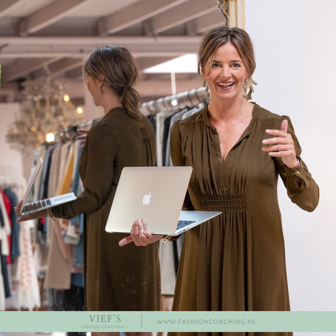 Presentatie – Vief's Fashion Coaching