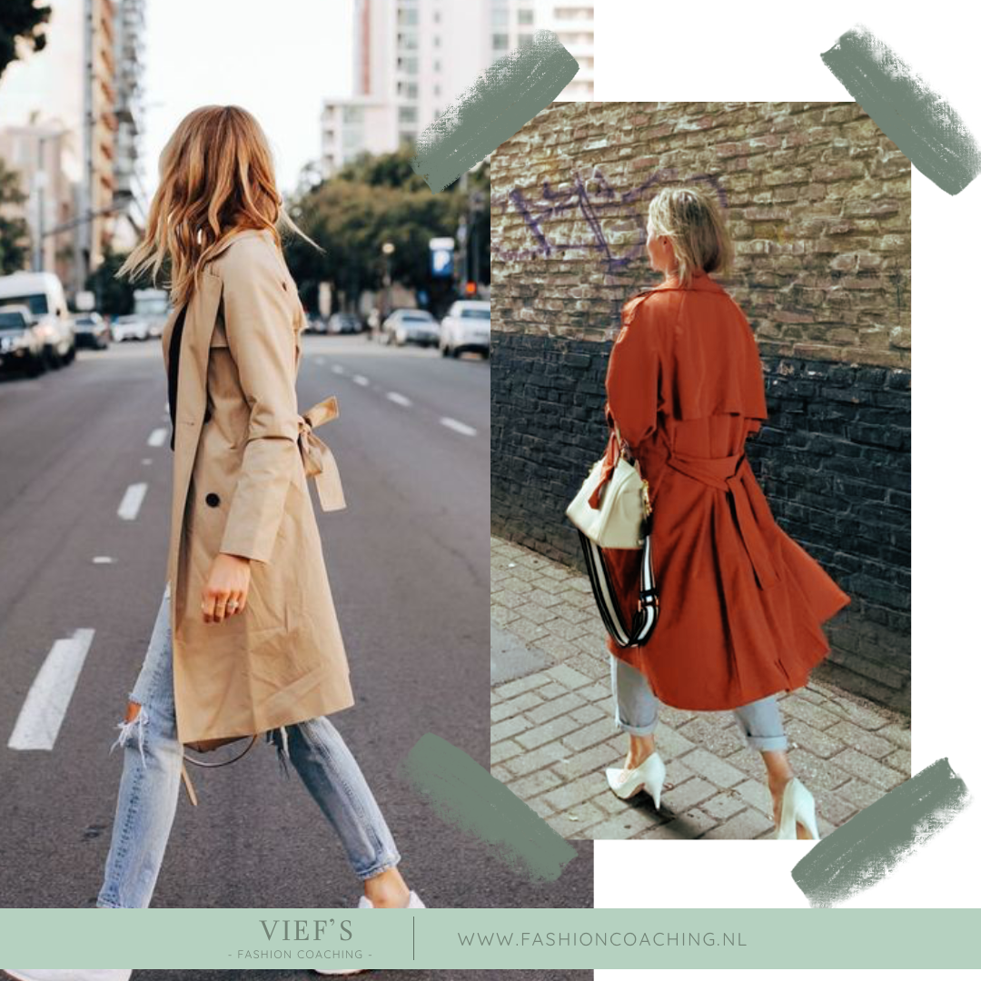 Shopping Inspiration – Trench Time