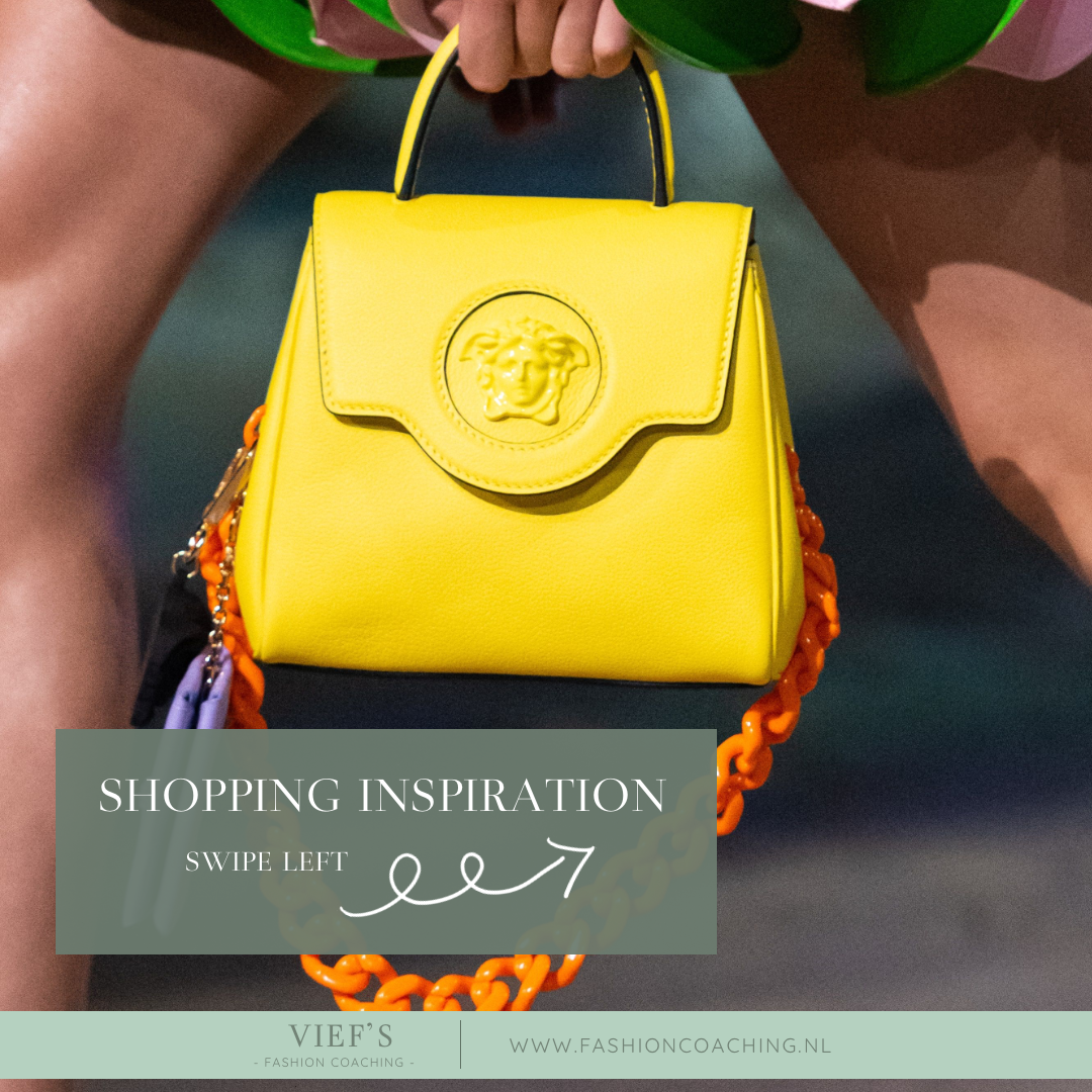 7 Trends Spring 2021 – Yellow Bag