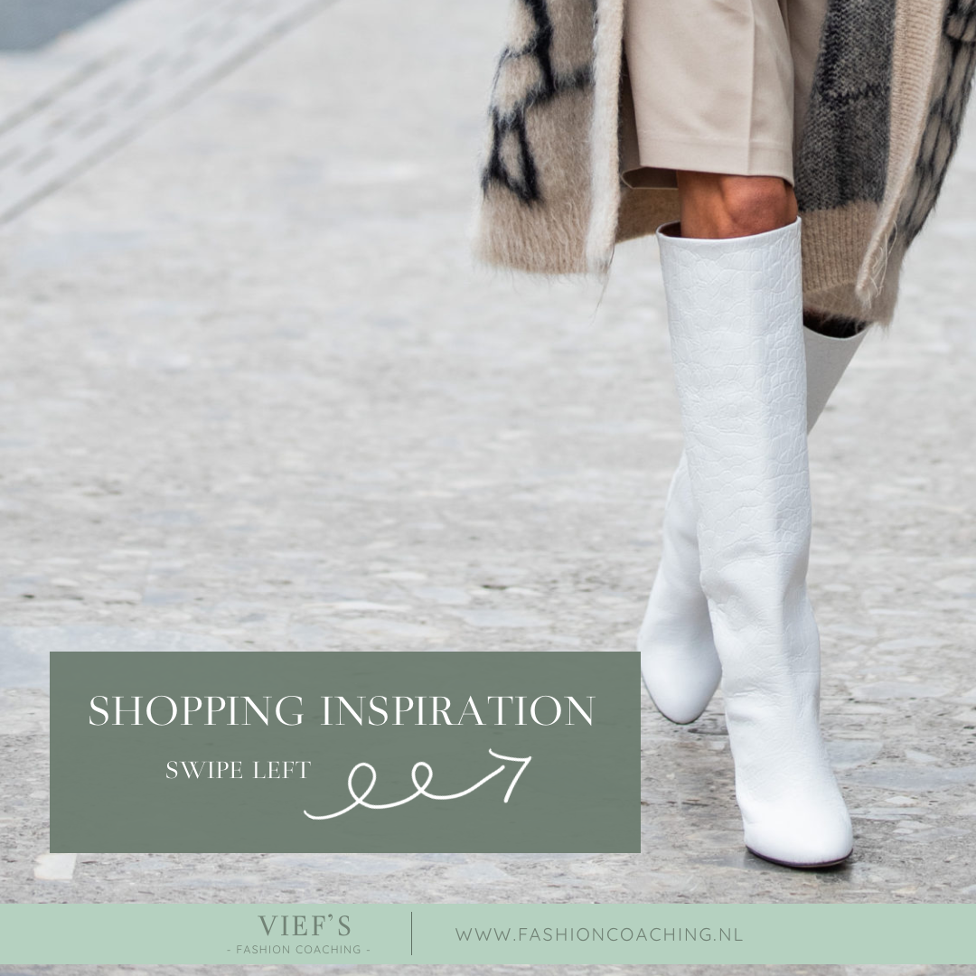 7 Trends Spring 2021 – White Boots