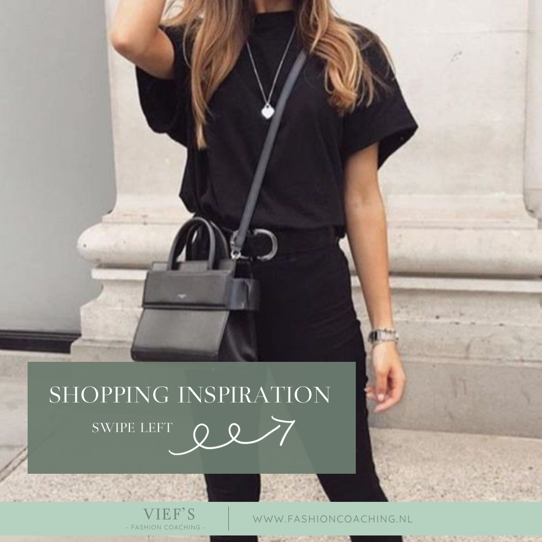 Shopping Inspiration – Black T-Shirt