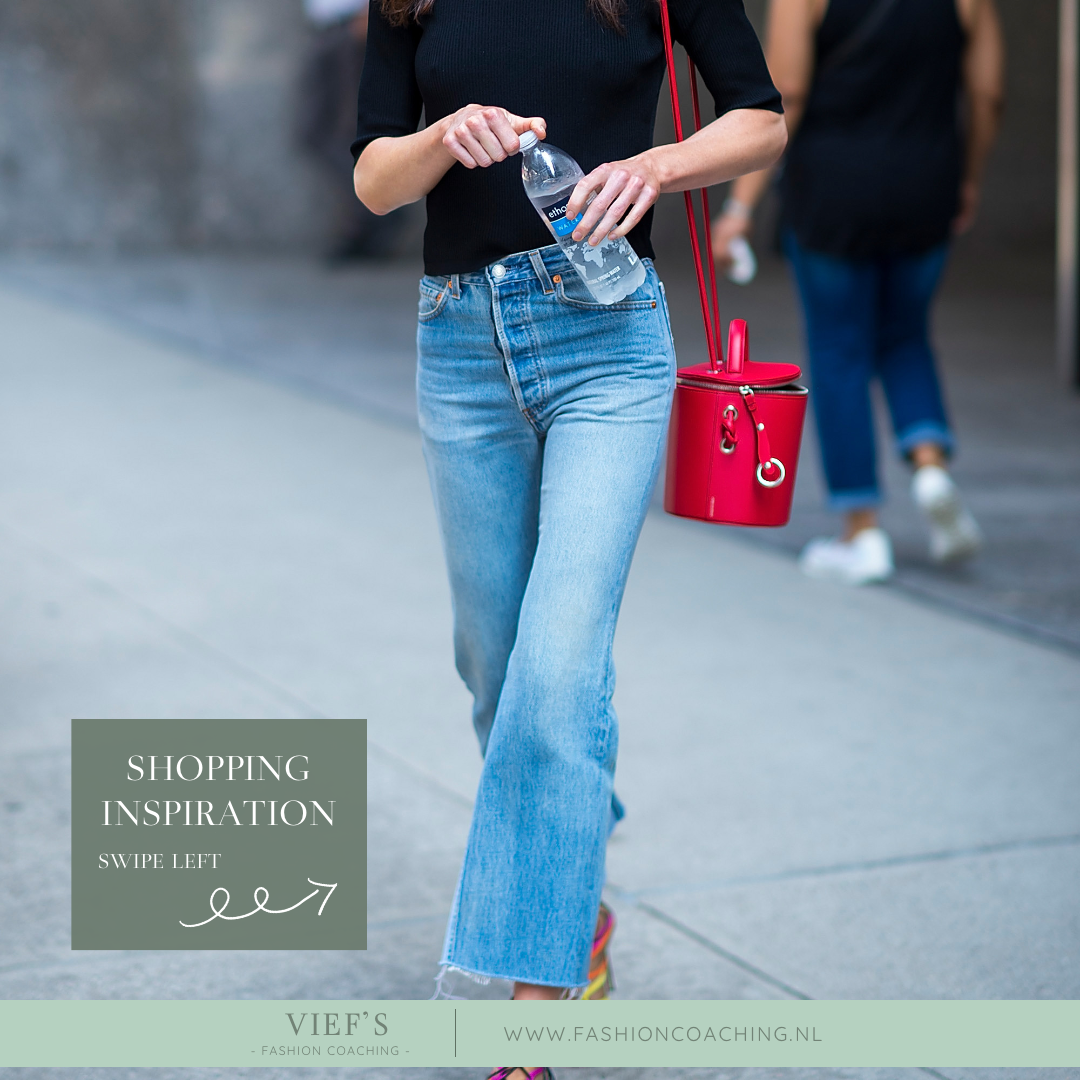 Shopping Inspiration – Cropped Jeans